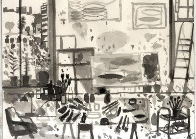 atelier à montreuil